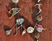 Daydreams and wanderings necklace