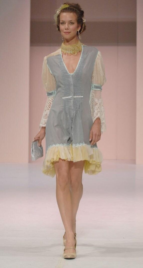 Tailored shirt dress