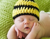 Newborn Baby Bumble Bee