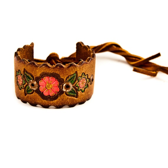 Summer Colors Leather Jewelry for Women