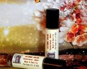 AUTUMNS DREAM Sandalwood Perfume Oil - Sandalwood, Amber Musk & Vanilla Cologne Oil