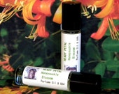 HEADY PETAL Honeysuckle Perfume Oil - Homemade Perfume Oil - Handmade Cologne Oil