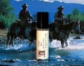 STUDLY Mens Musk, Woods & Mint Cologne Oil - Mens Natural Musk Cologne Oil