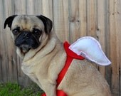 CUPID WINGS fits all size dogs or cats - Valentines Day Party