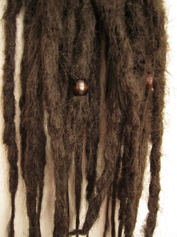 How To Make Dread Extensions Look Natural