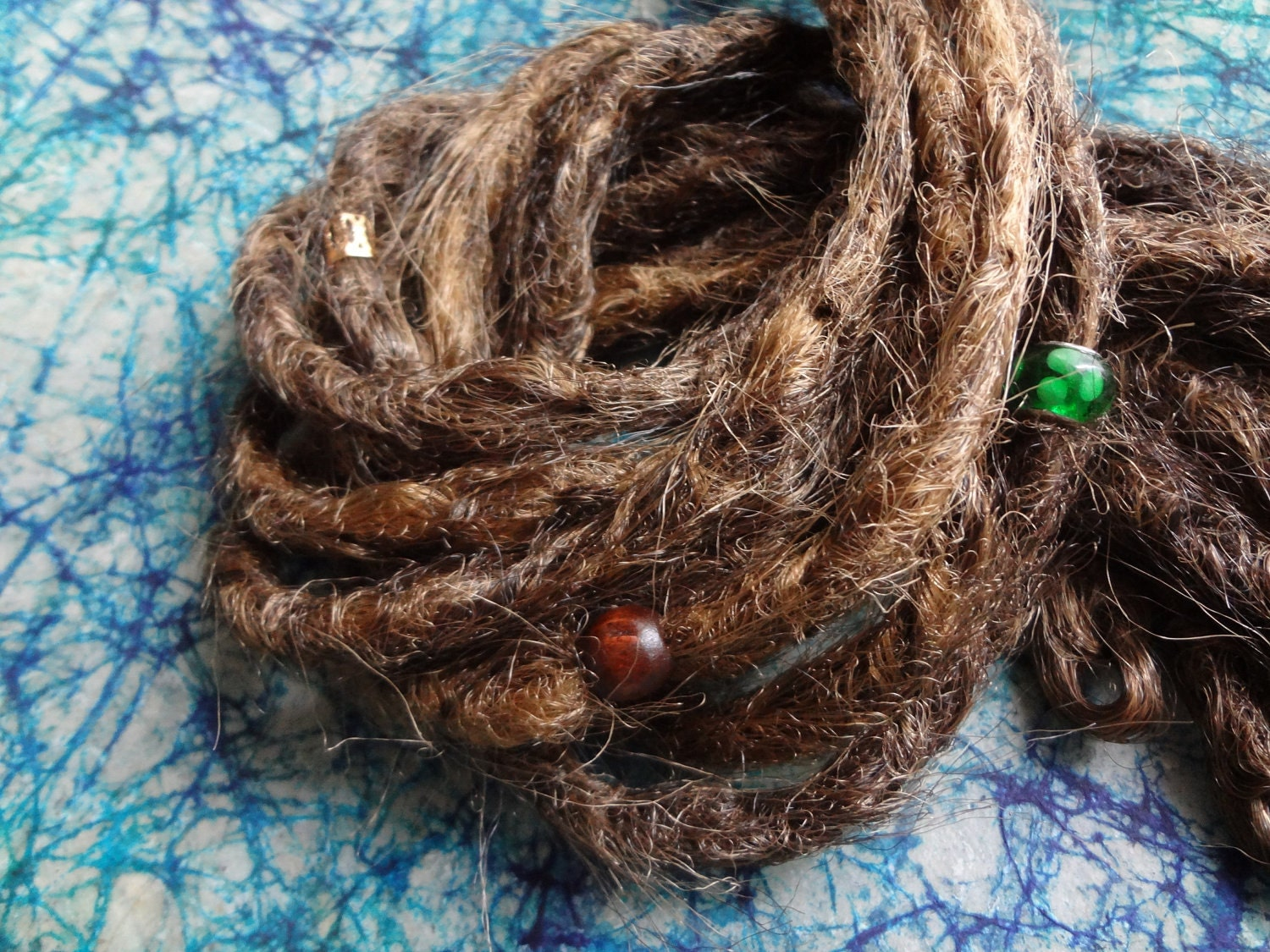 Real Dreadlock Wig 38