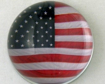 AMERICAN FLAG PAPERWEIGHT