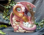 Ceramic Spring Dragon
