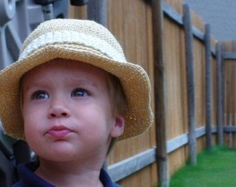 Sinatra Sun Hat