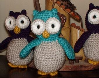 Whooo Owl