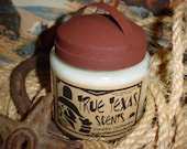 Love Letters (French Vanilla, Mulberry, grapefruit, black currant) - 16 oz Western Cowboy Candle