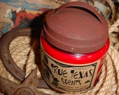 Remember The Alamo  (Cherry Scented) - 16 oz Western Cowboy Candle