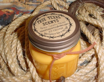 Cookie Jar (Wind Mill Cookie) Scent - 8 oz Western Cowboy Candle