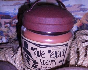 Mexican Vanilla - 16 oz Western Cowboy Candle