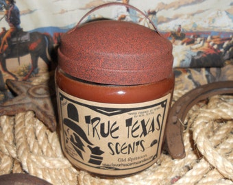 Old Spittoon (Chewing Tobacco) - 16 oz Western Cowboy Candle