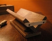 Miniature Bookbinder's Punching Cradle