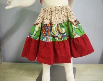 Firrey Girly Twirly Twirly Skirt Size 2T