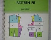 Vintage Craft Books - Coordinated Pattern Fit by Jan Minott