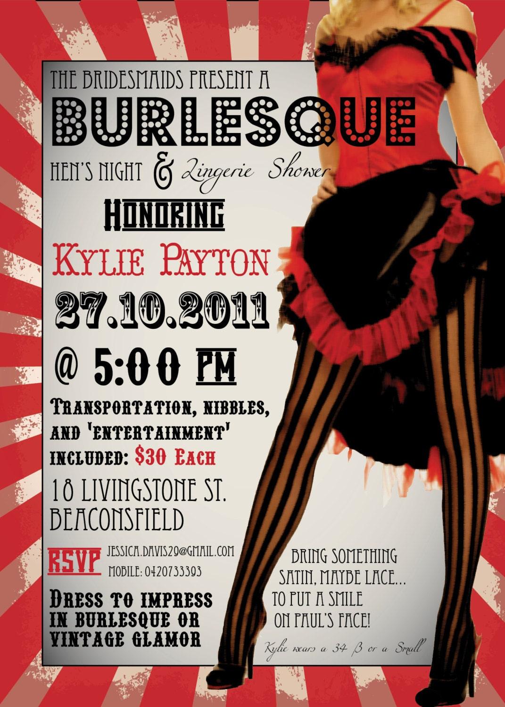 Vegas Bachelorette Party Invitations - Amazing Invitation Template ...