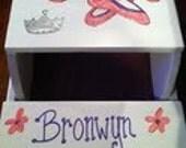 Kids Personalized Flip step stool