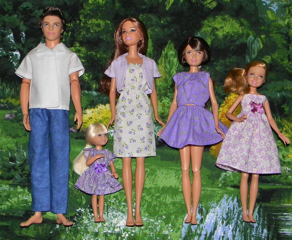barbie and ken effect on kids