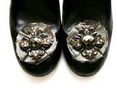 Fayme Silk Shoe Clips