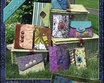 E-Cozy Palooza:  E-Reader Cover Sewing Pattern