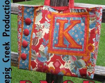 BYOB tote bag - Sewing Pattern