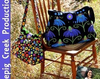 PDF - Boho Bag Sewing Pattern
