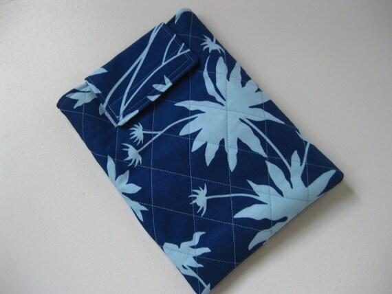 Custom Listing, Reserved for Karen - Samsung Smart Phone Case in Joel Dewberry's Blackeyed Susan, quilted blue flowers