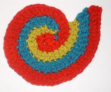 Easy E Pattern Tutorial to Freeform Knitting and Crocheting