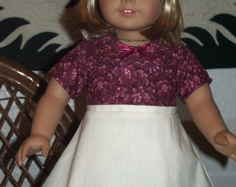 1930s Style Dress for your American Girl Kit or Ruthie or other 18 inch doll