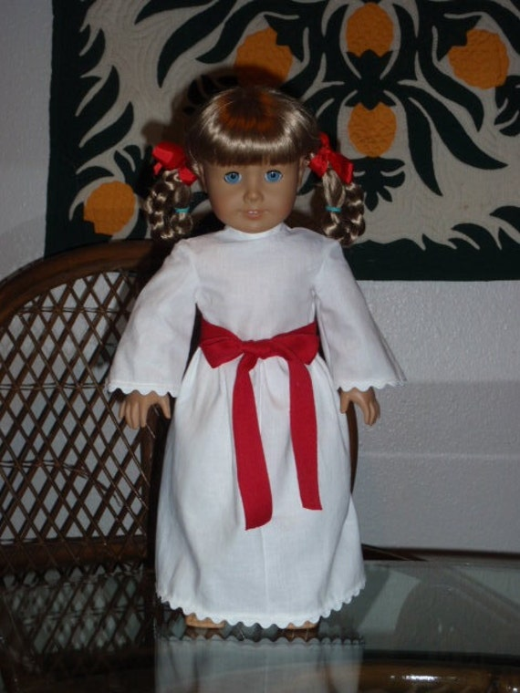 1850s St. Lucia Dress for American Girl Kirsten or other 18