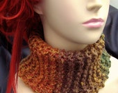 Neck Warmer - Autumn\/Fall Colours