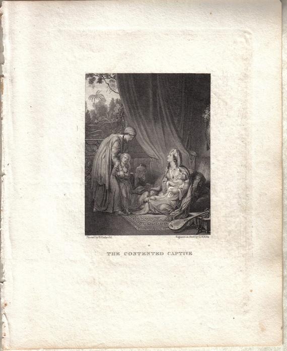 Antique Strange Bookplate