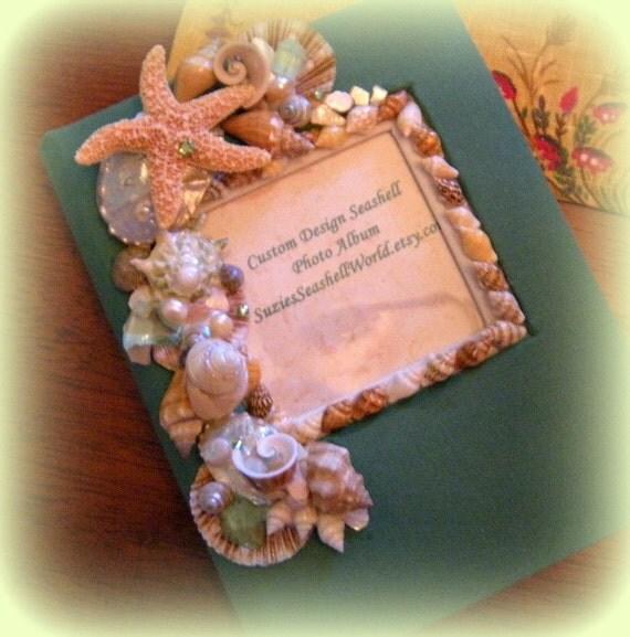 Seashells Galore Photo Album