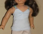 18 Inch American Girl Doll Clothes Southern Blues Outfit Ready to Ship