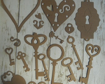 French Key Collection