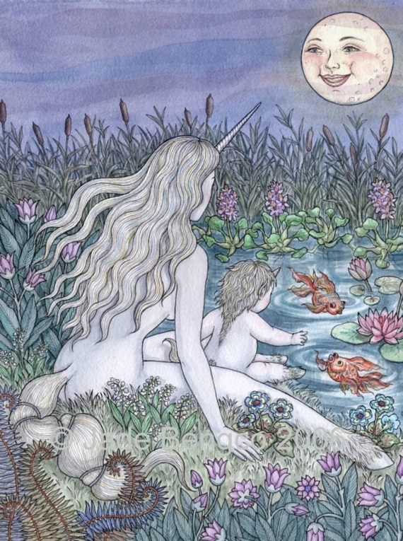 ONE ENCHANTED EVENING limited edition art print