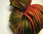 Autumn - bulky yarn -  merino wool