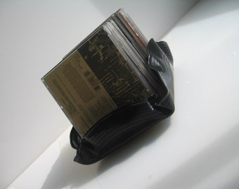 Upcycled Vinyl Record CD Holder