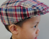 Spring/Summer newsboy cap