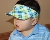 Baby sun visor