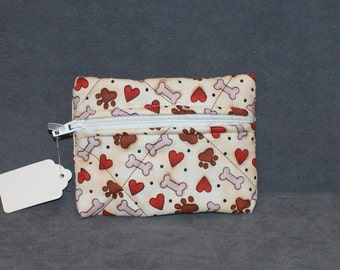 Puppy Love Pouch Small (S64)