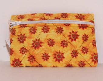 Yellow Sun Pouch - Medium (M4)