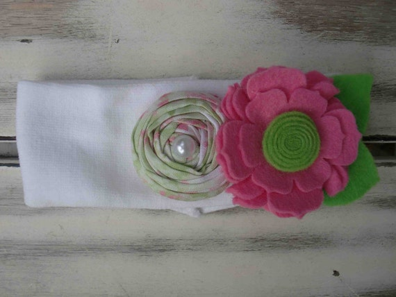 SALE-Fairy Dust rosette headband