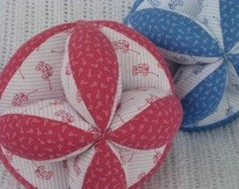 Pattern - Baby Puzzle Ball PDF Sewing Pattern