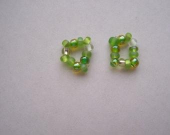 Key Lime Nipple Ring Set- SWEET EYE CANDY-Mature