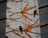 Joel Dewberry Sparrows, JD-15 Aviary line 1/2 yard destash