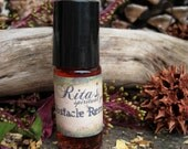 Rita's Obstacle Remover Hand Brewed Oil - Open Roads, Remove Obstacles, Channel Ganesh to Impart Wisdom and Success